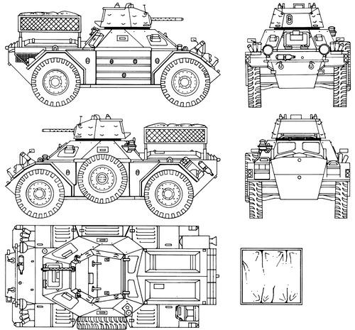 Ferret Mk 2-3