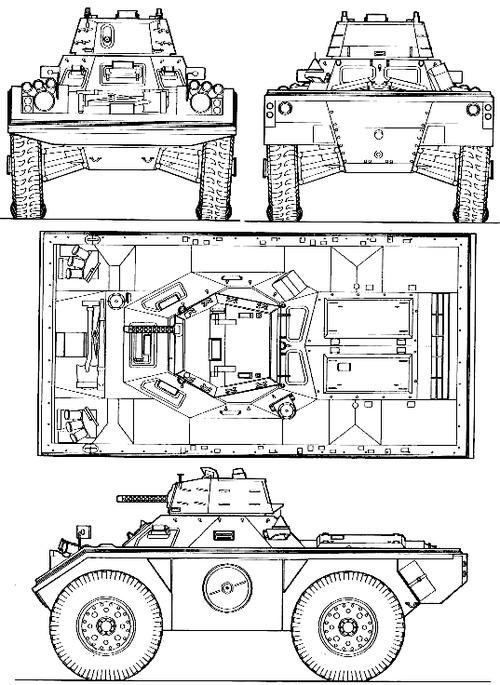 Ferret Mk 4