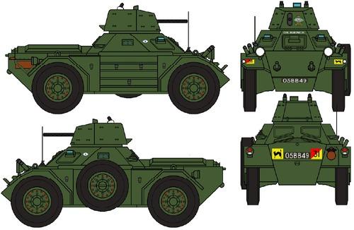 Ferret Mk.II