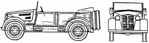 Fiat 508C Balila (1940)