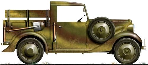 Fiat 508CM Ballila
