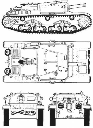 Fiat Ansaldo 75-18