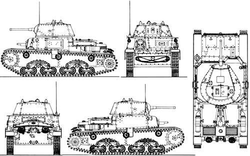 Fiat-Ansaldo M13-40