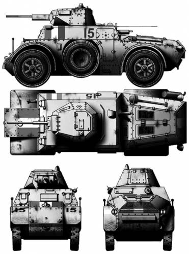 Fiat SPA AS.41
