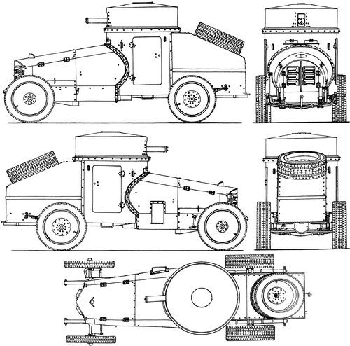 Fiat Terni 1920