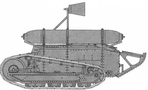 FT17 Smoke Tank