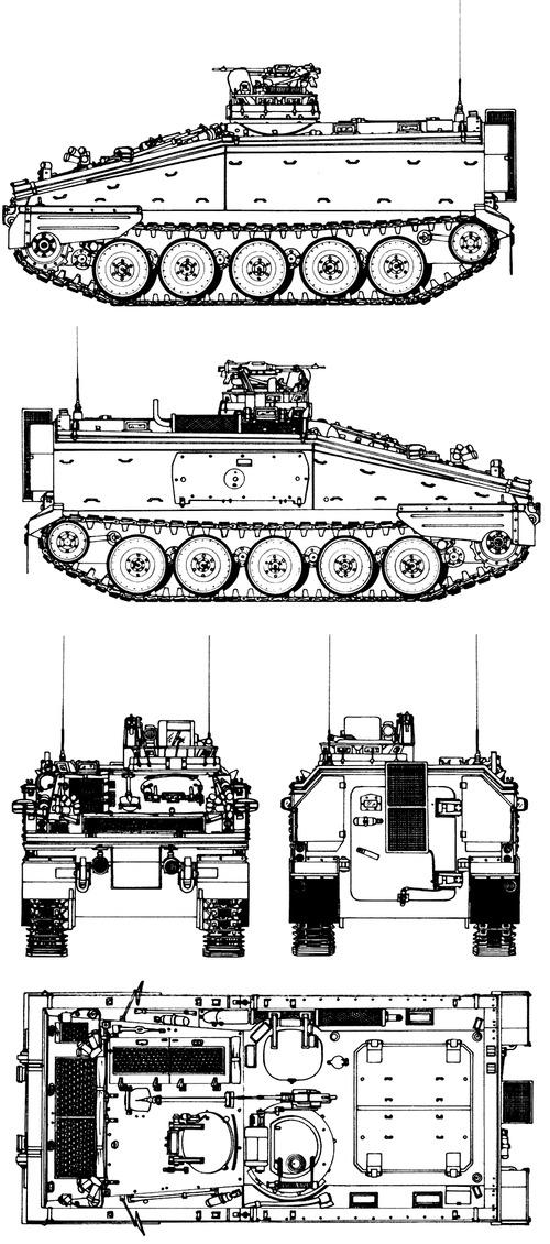 FV103 Spartan CVRT