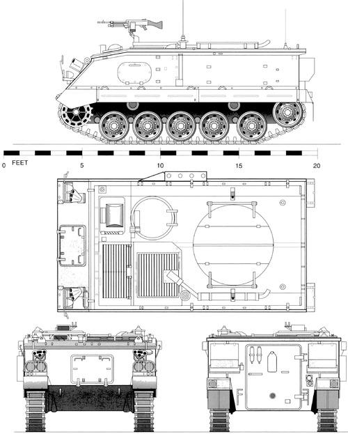 FV432 APC (1962)