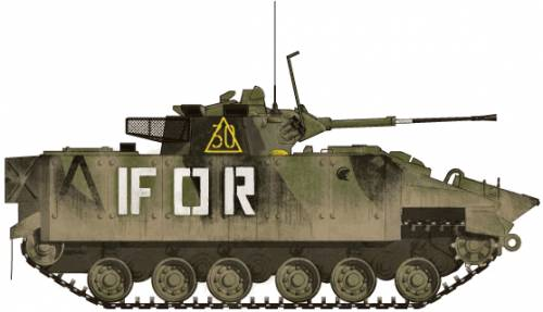 FV511 Warrior