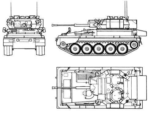 FV-107 Scimitar