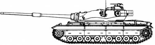 FV 214 Conqueror