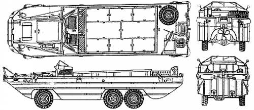 GMC 353 DUKW