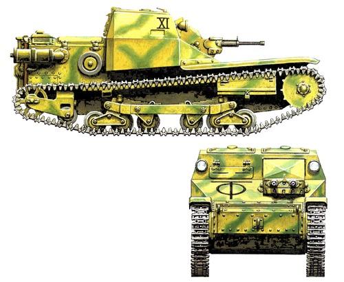 K.3-33 Pz.Kpfw.L3 731(I)