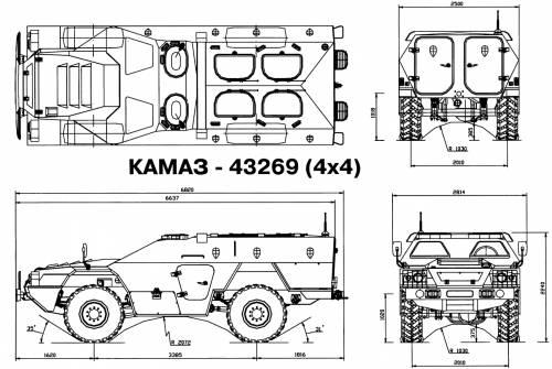 KaMaZ 43269