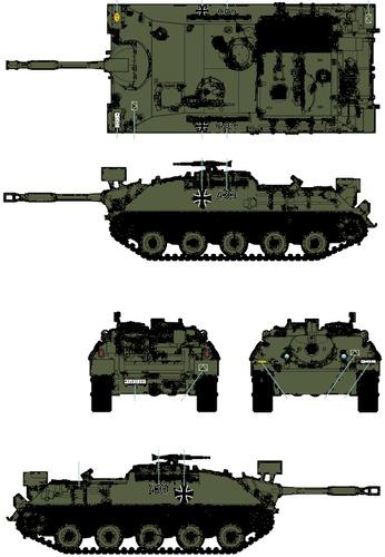 Kanonenjagdpanzer 4-5