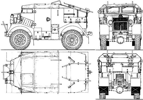Karrier KT-4 Spider FAT 4x4