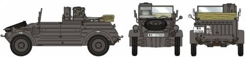 Kdf Typ 82 Kubelwagen Radio Car