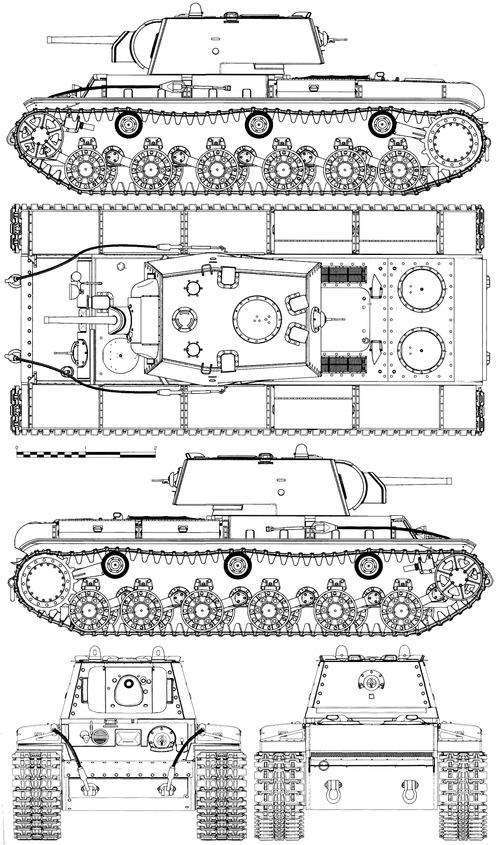 KV-1 1940