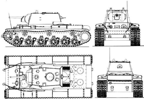 KV-1 M1941