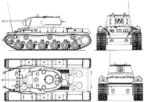KV-1 M1942