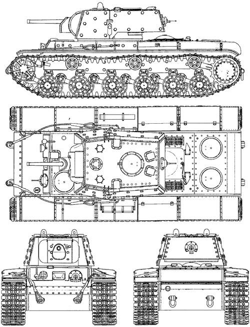 KV-1 M (1941)
