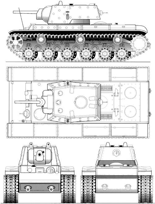 KV-1S M1941