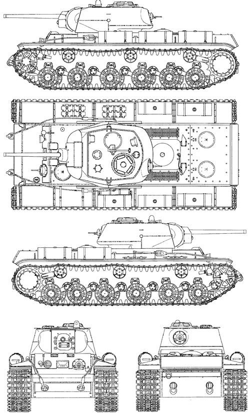KV-1S M (1942)