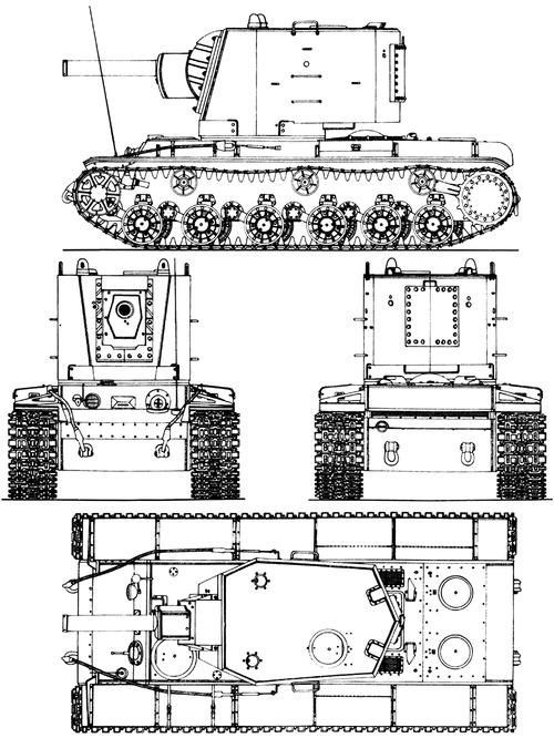 KV-2 1939