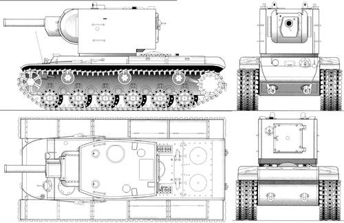 KV-2 M1940