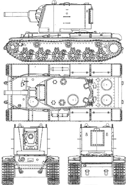 KV-2 M (1940)