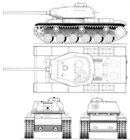 KV-85 M1943