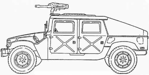 M1026 HMMWV