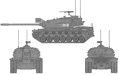 M103A2 Fighting Monster