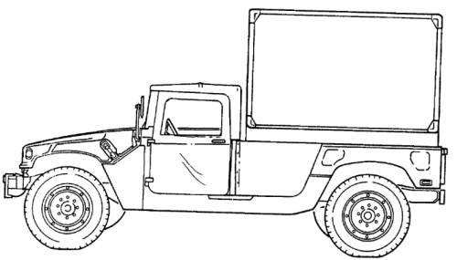 M1042 HMMWV