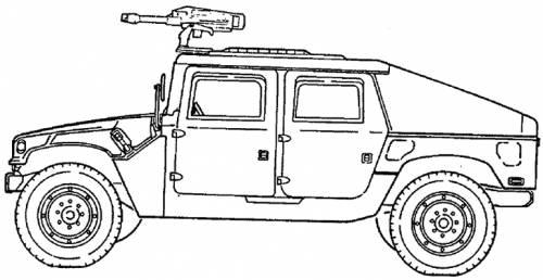 M1043 HMMWV
