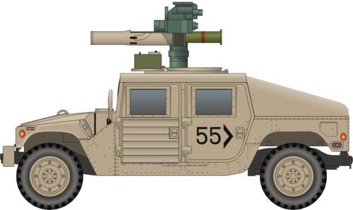 M1046 HMMWV Humwee