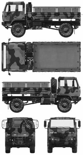 M1078 LMTV Truck