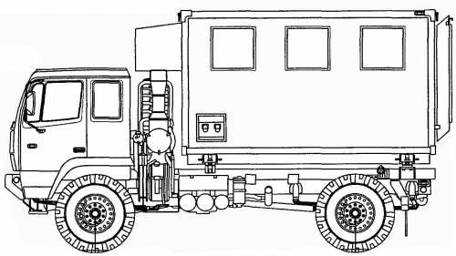 M1079 Cargo Truck