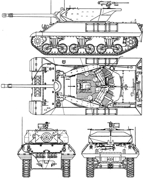 M10 Achilles Gun Motor Carriage