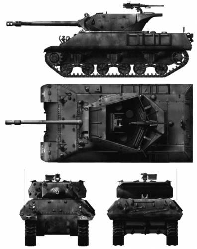 M10 Achilles IIC GMC