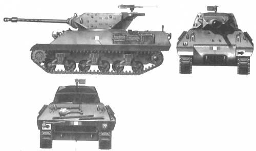 M10 Achilles (Tank Destroyer)