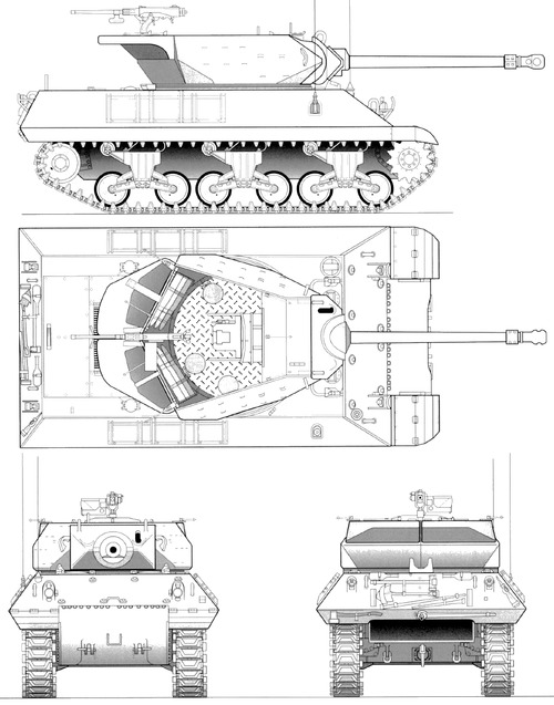 M10 IIC Achilles Gun Motor Carriage
