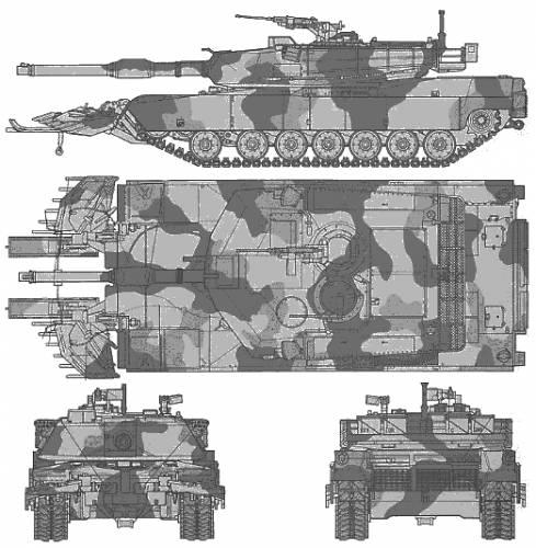 M1 A1
