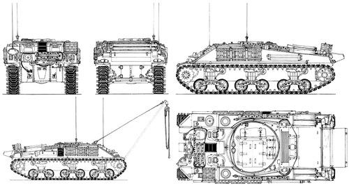 M4 Sherman ARV