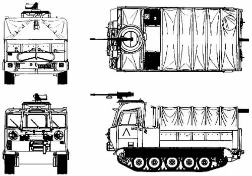 M548A1 Alfa