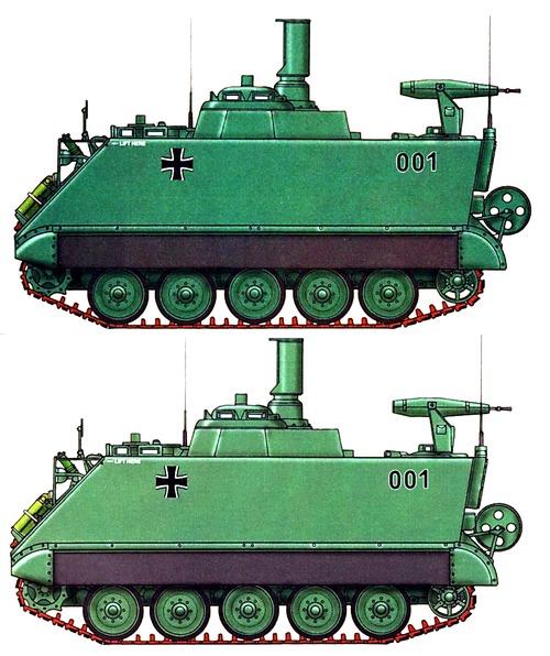 M-113A1 BeobPz