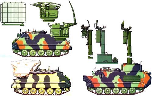 M-113A1 Green Archer