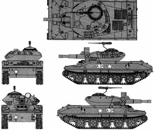 M-551 Sheridan