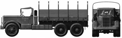 Mack NR15 10-ton 6x4