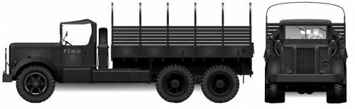 Mack NR15 10-ton 6x4 (1945)